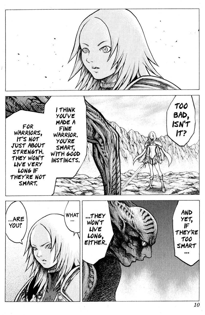 Claymore, Chapter 28 image 009