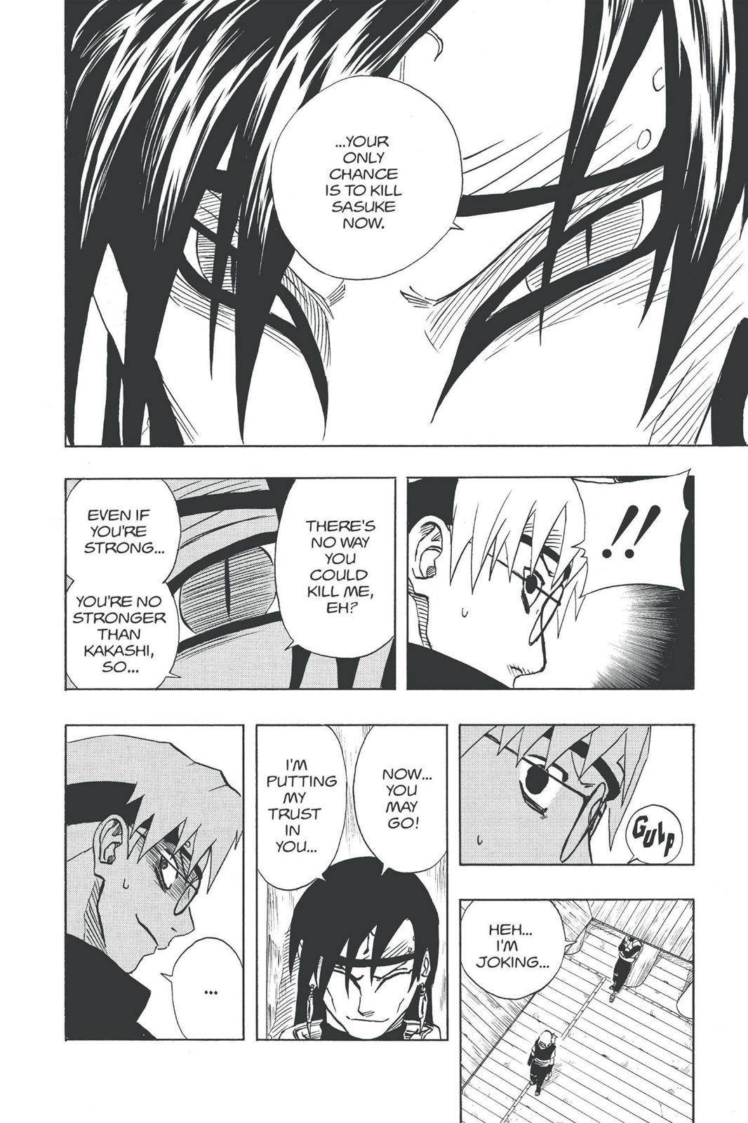 Naruto, Chapter 88 image 012