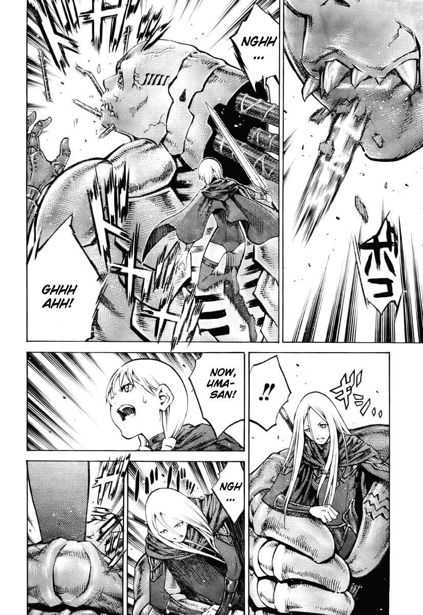 Claymore, Chapter 90 image 022