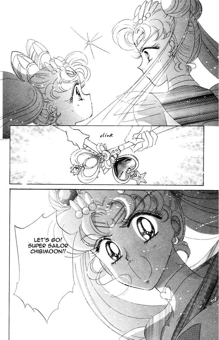 Sailor Moon, Cahpter 36 image 050