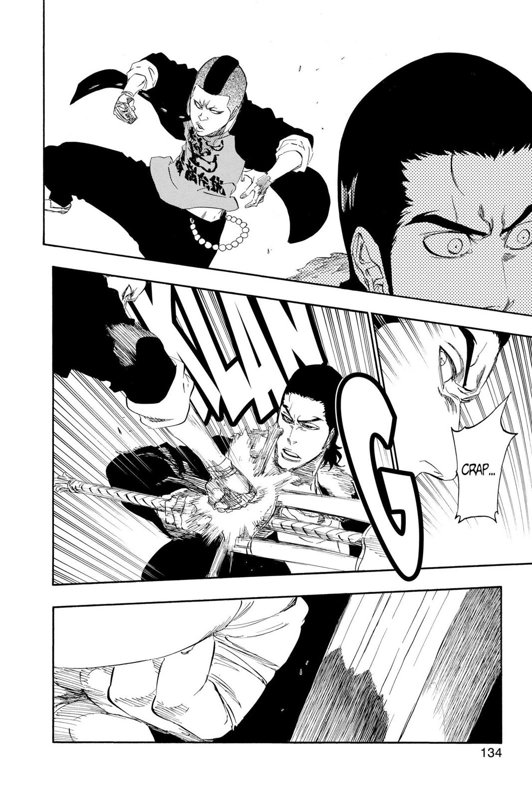 Bleach, Chapter 457 image 004