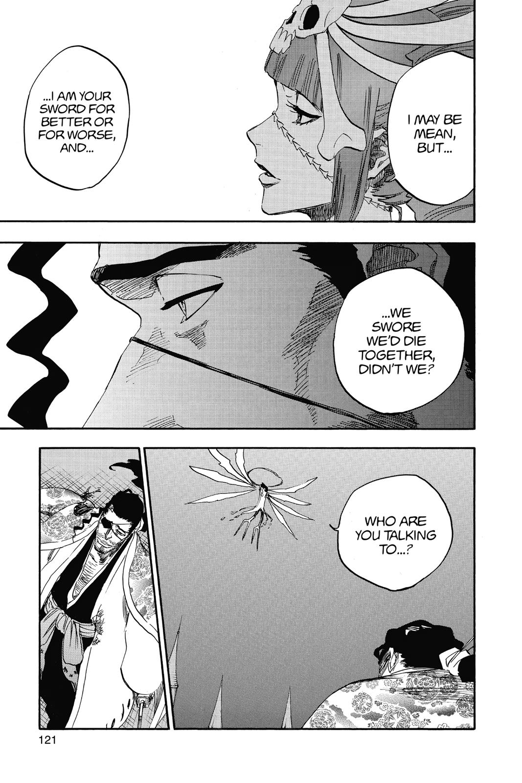 Bleach, Chapter 649 image 007