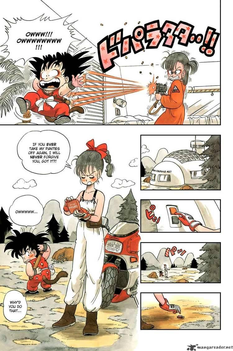 Dragon Ball, Chapter 4 image 012