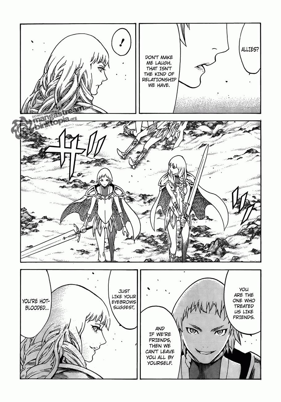 Claymore, Chapter 111 image 015