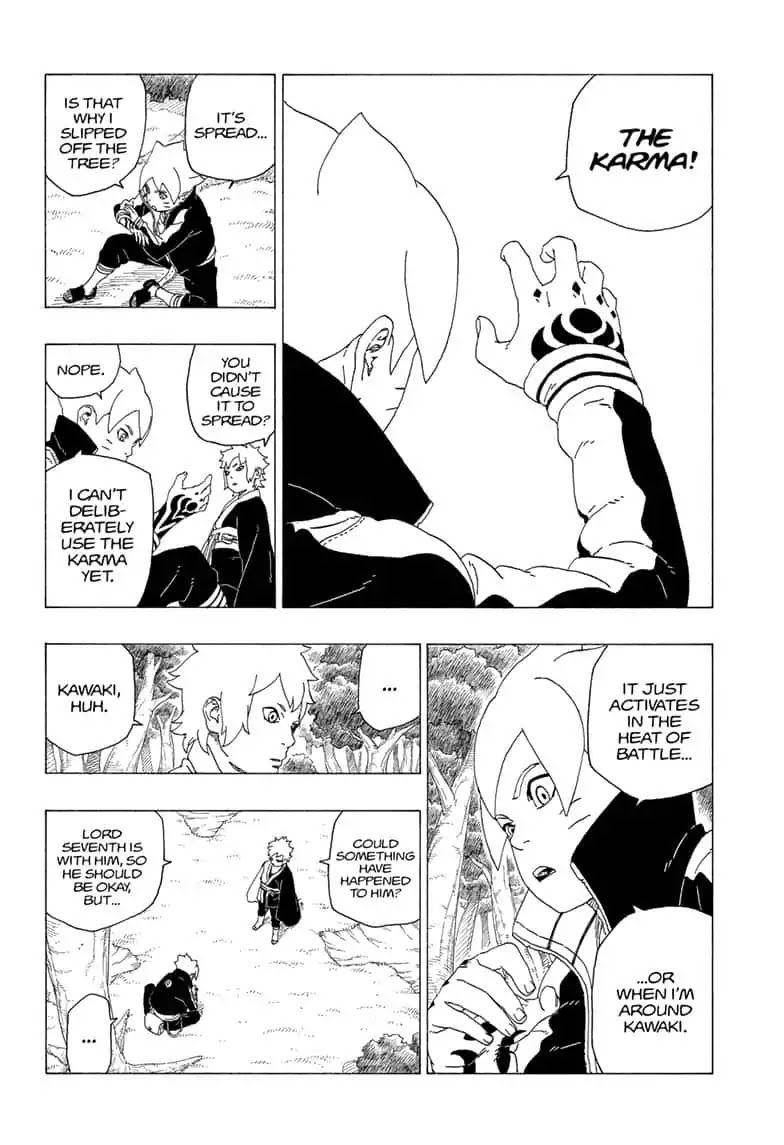 Boruto Manga, Chapter 36 image 007