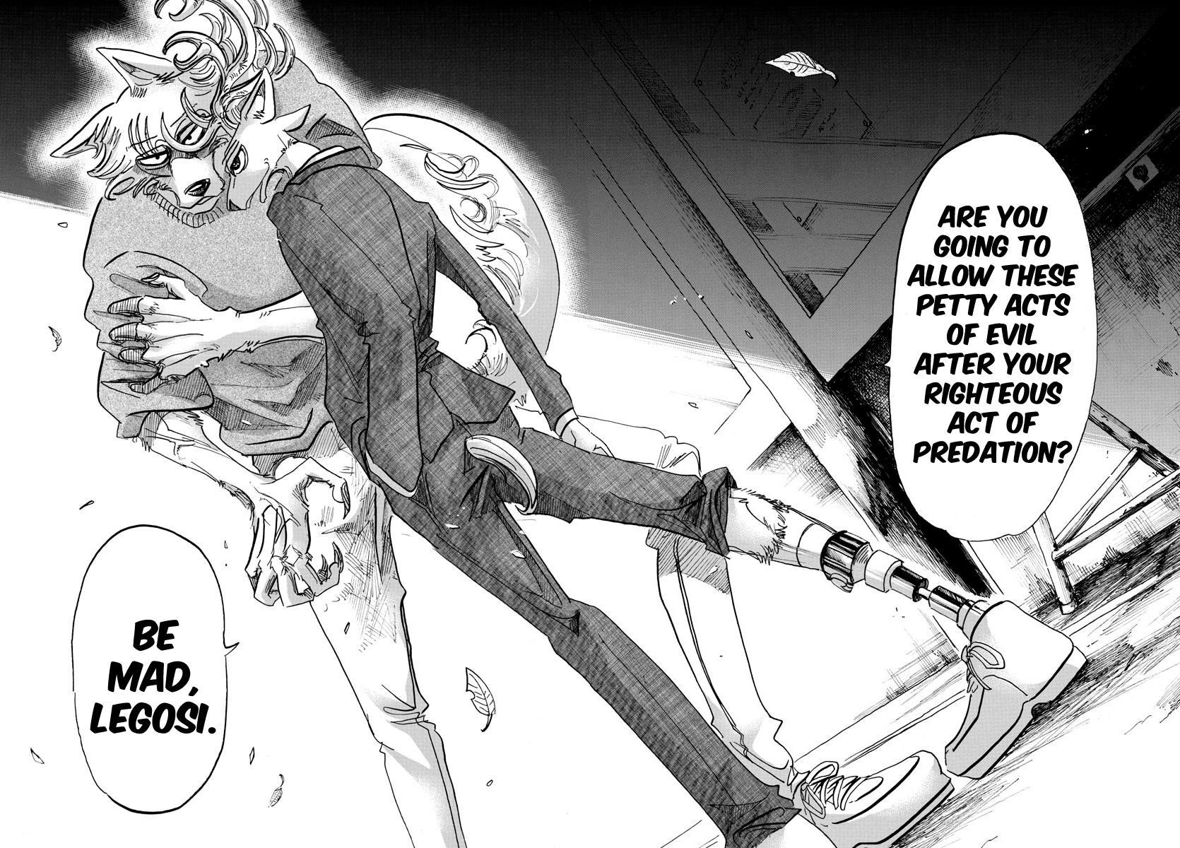 Beastars Manga, Chapter 113 image 015