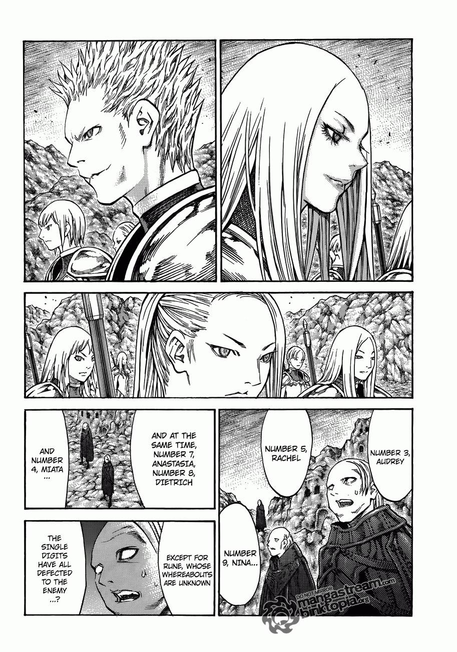 Claymore, Chapter 114 image 004