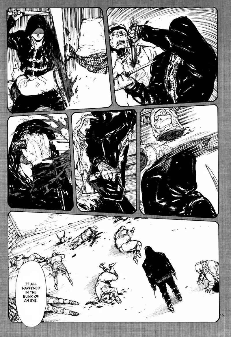 Dorohedoro, Chapter 61 image 015