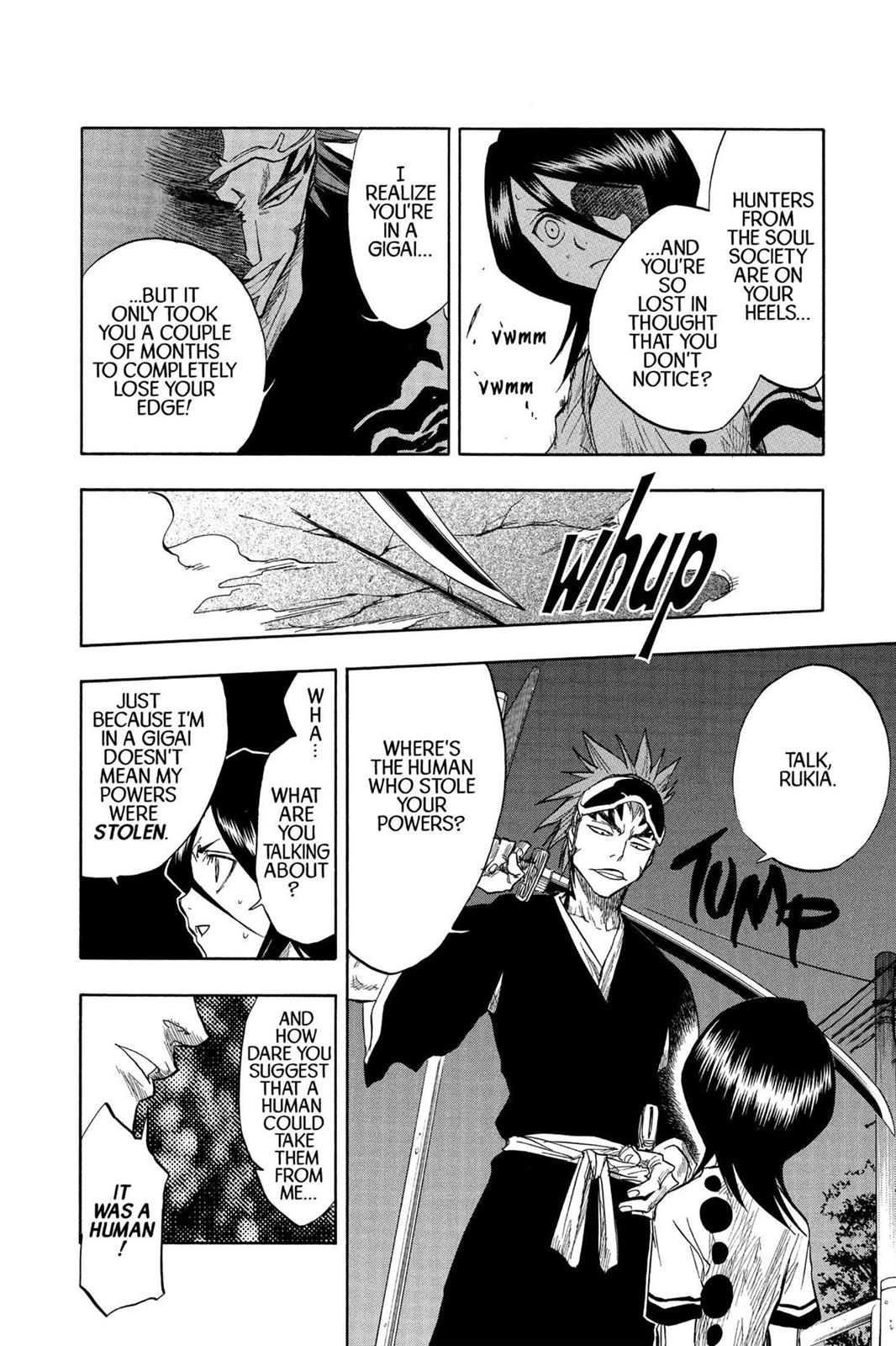 Bleach, Chapter 52 image 012