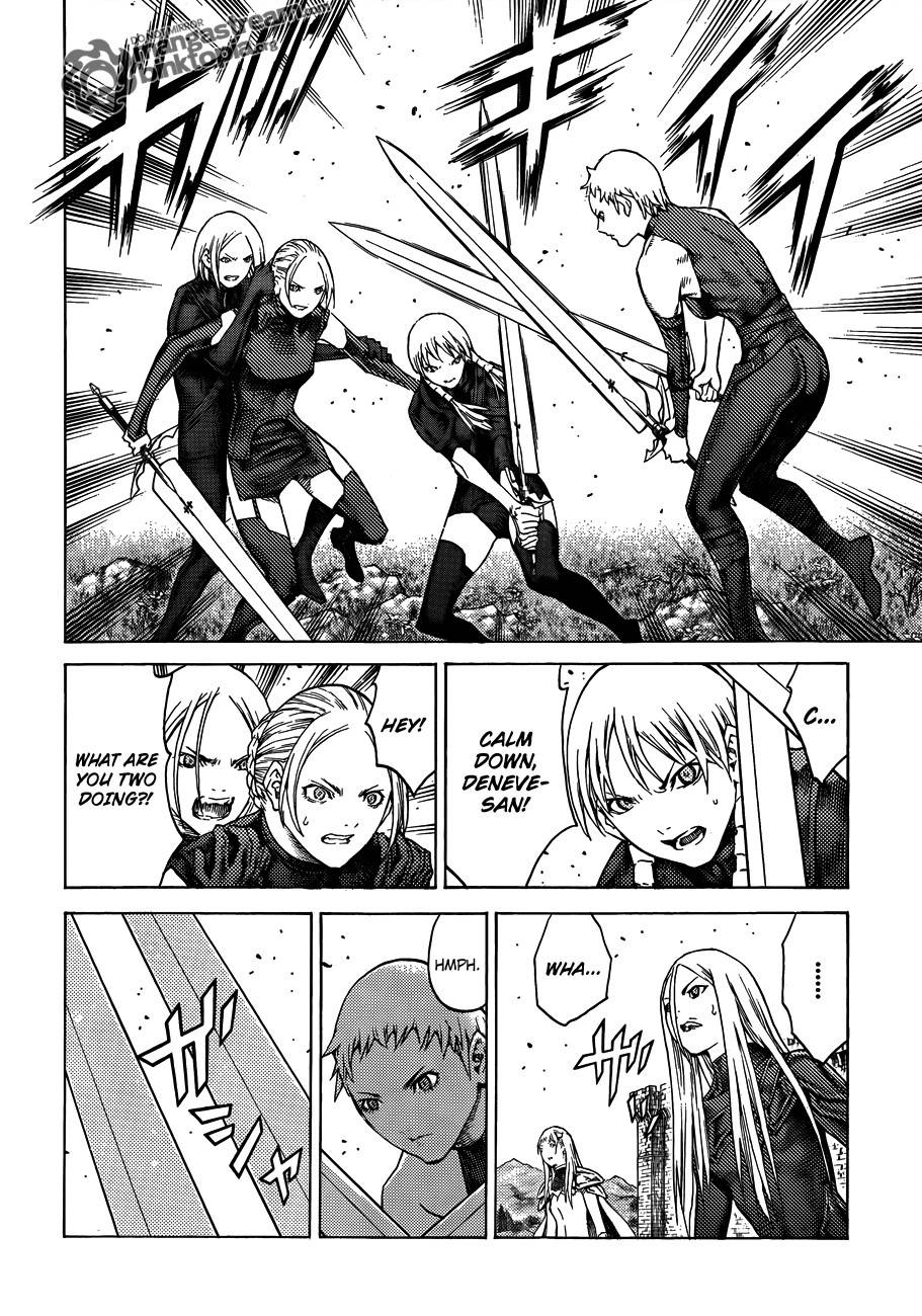 Claymore, Chapter 109 image 017
