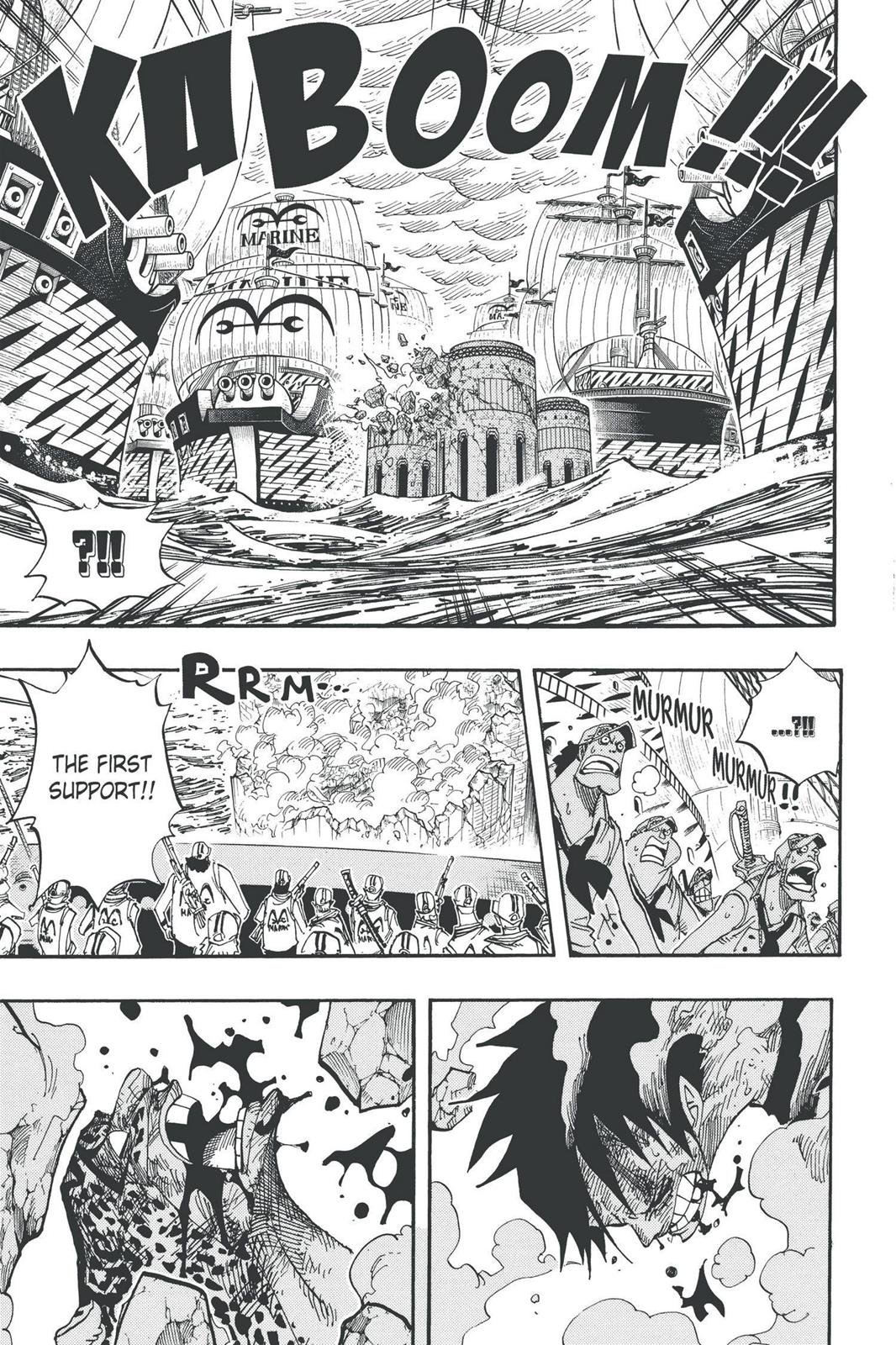 One Piece, Chapter 427 image 017