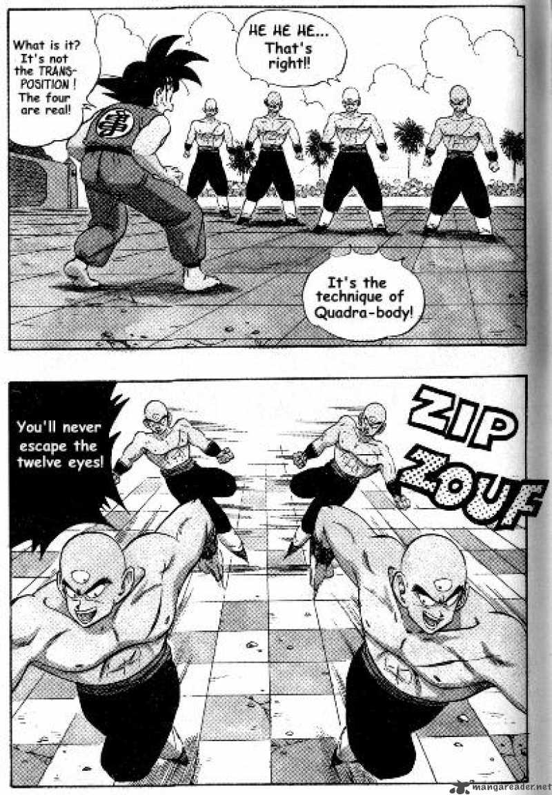 Dragon Ball, Chapter 178 image 007