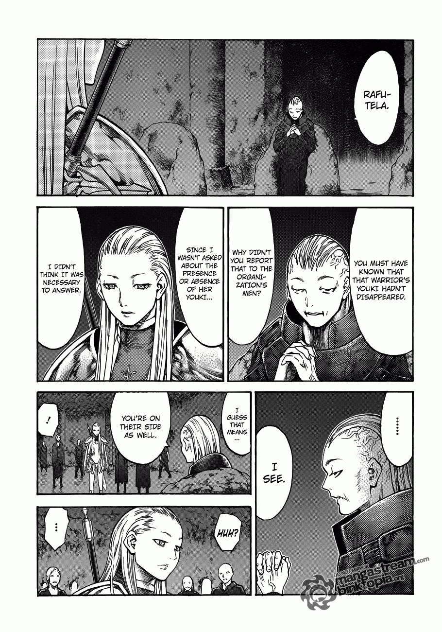 Claymore, Chapter 114 image 012