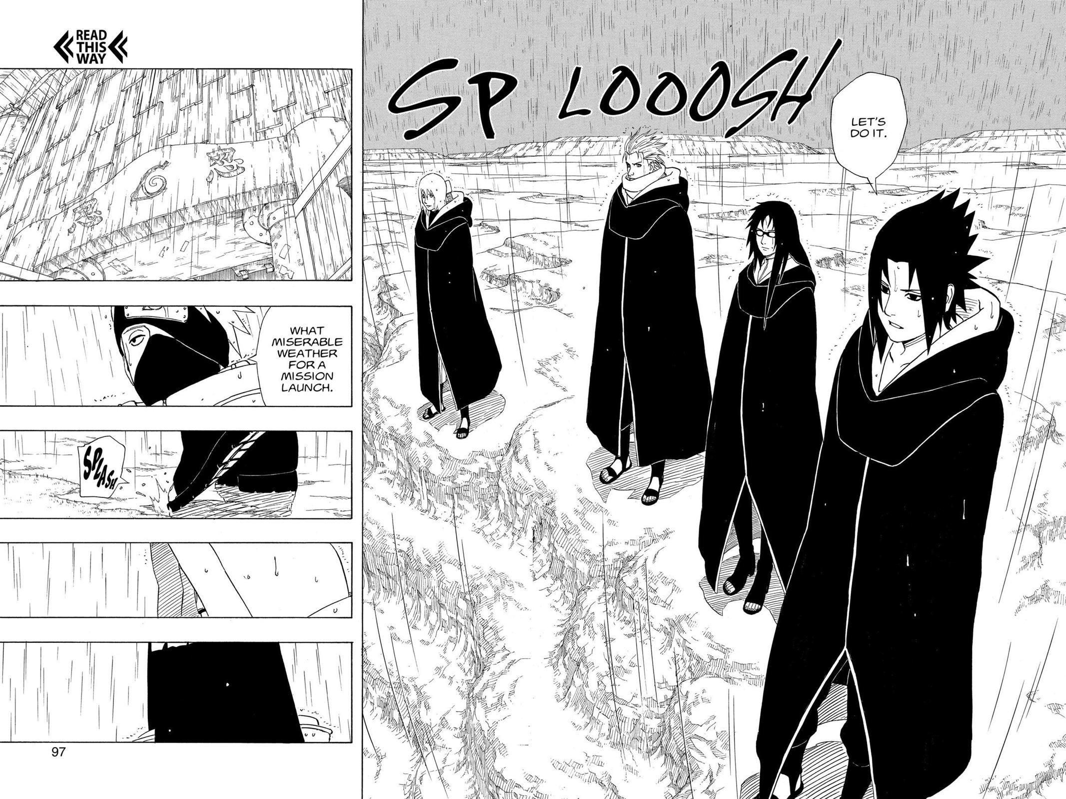 Naruto, Chapter 354 image 014