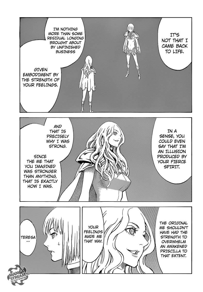 Claymore, Chapter 155 image 008