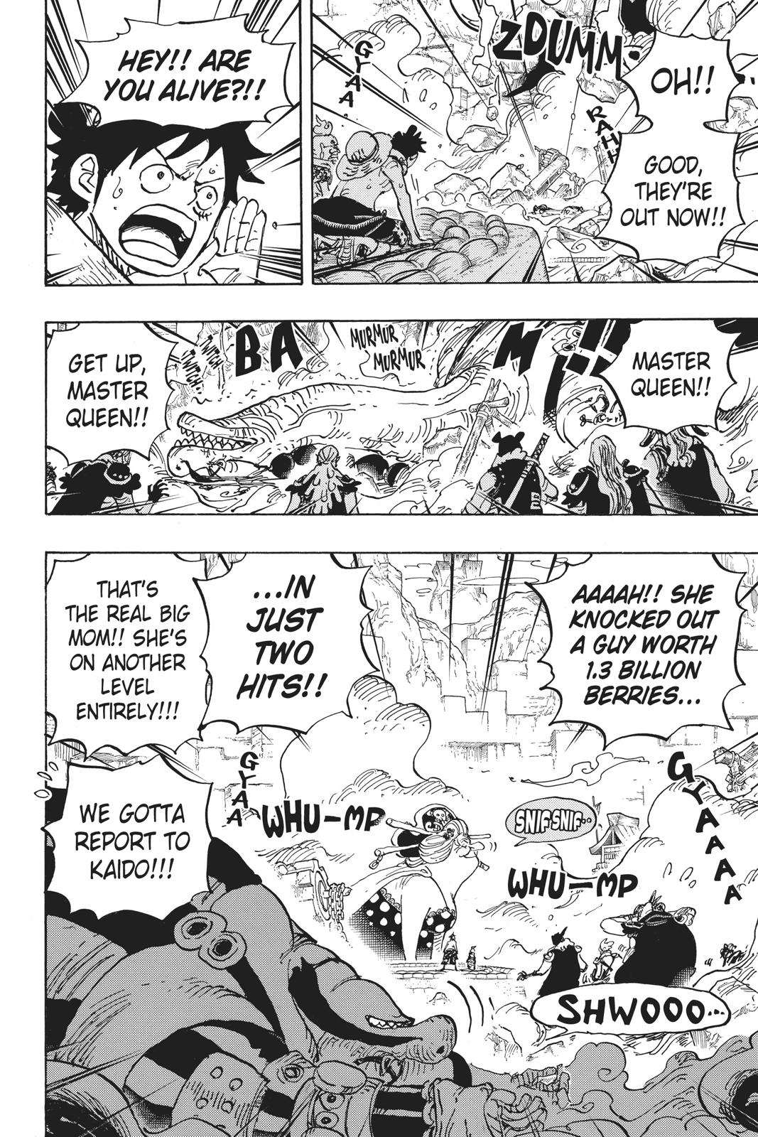 One Piece, Chapter 946 image 004