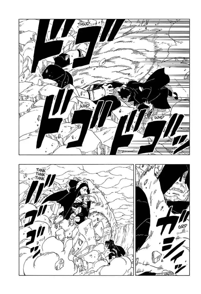 Boruto Manga, Chapter 40 image 023