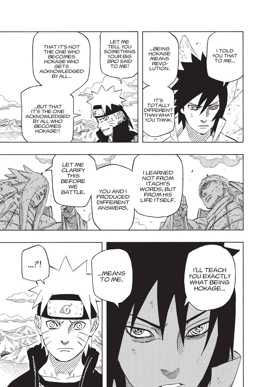 Naruto, Chapter 693 image 015