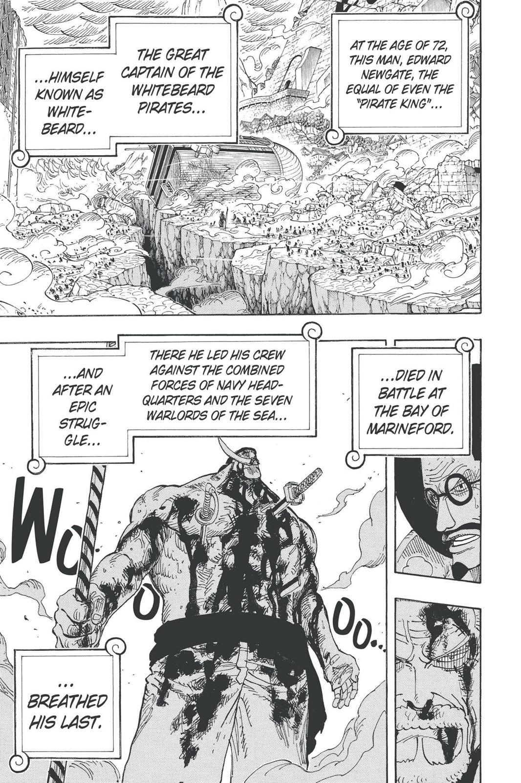 One Piece, Chapter 577 image 003