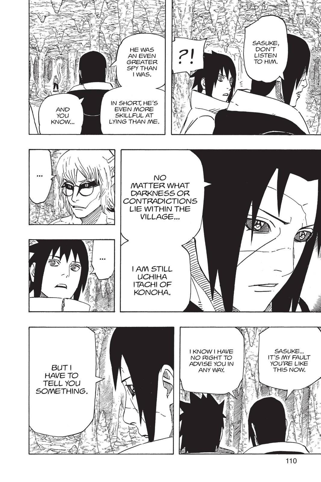 Naruto, Chapter 581 image 012