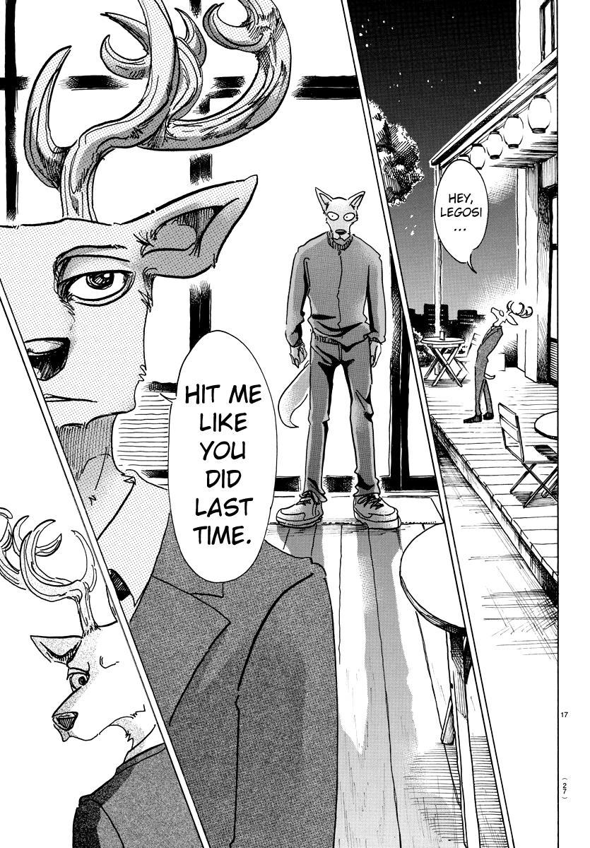 Beastars Manga, Chapter 75 image 016