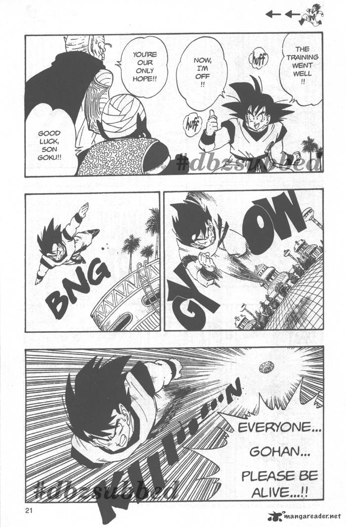 Dragon Ball, Chapter 220 image 006