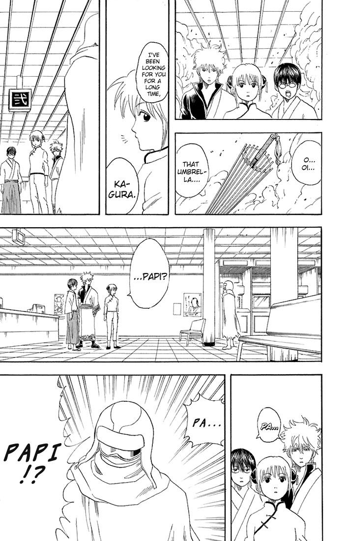 Gintama Chapter, 57 image 022