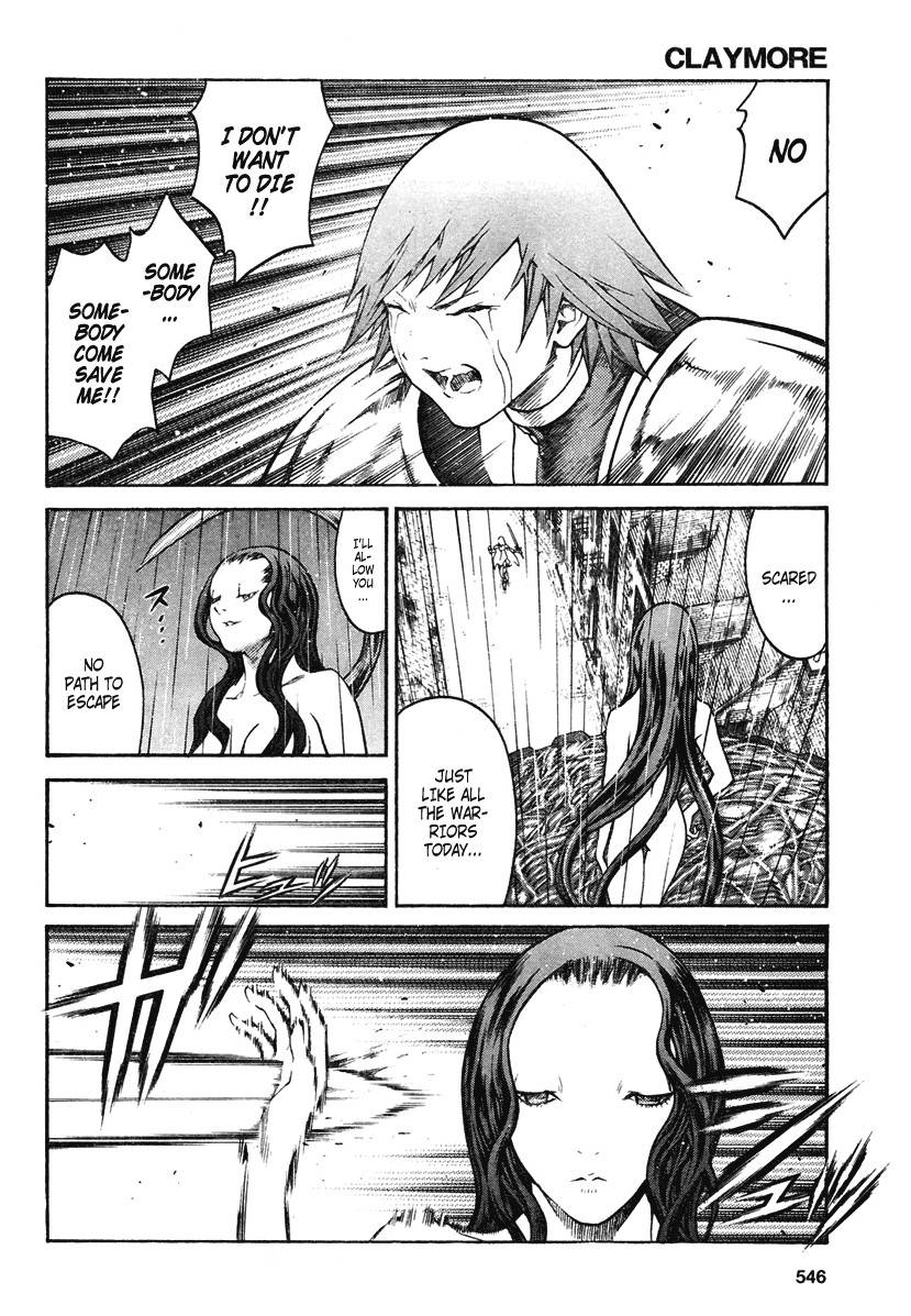 Claymore, Chapter 77 image 014