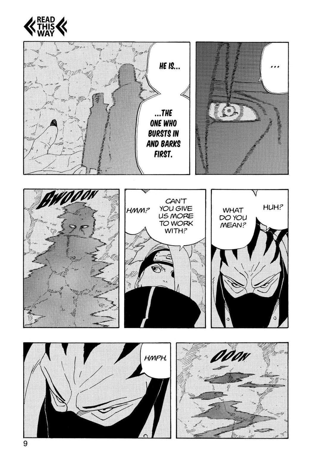 Naruto, Chapter 263 image 010
