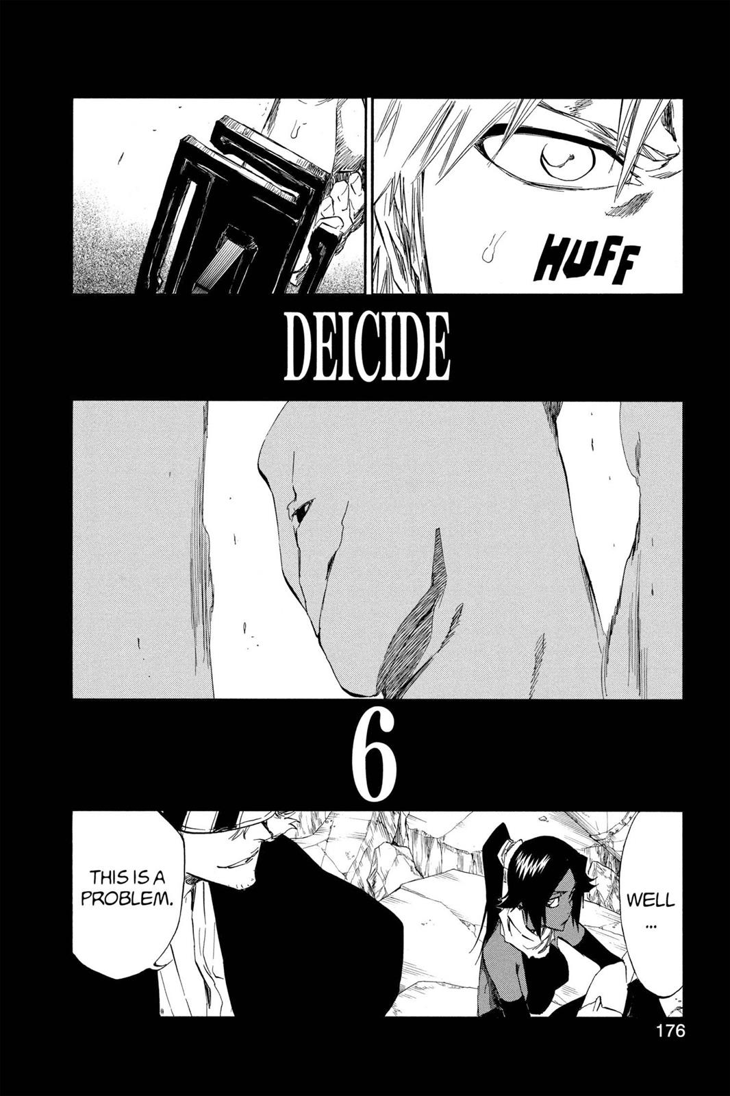 Bleach, Chapter 404 image 004