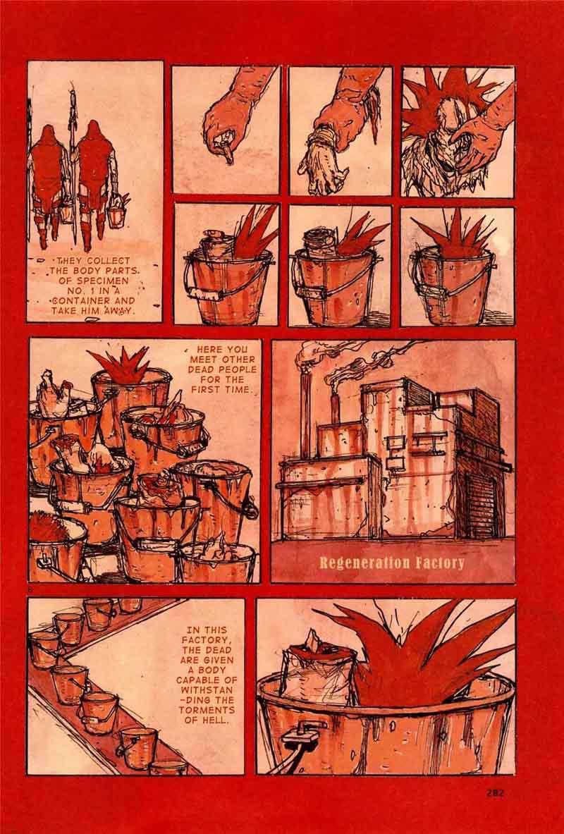 Dorohedoro, Chapter 117 image 032