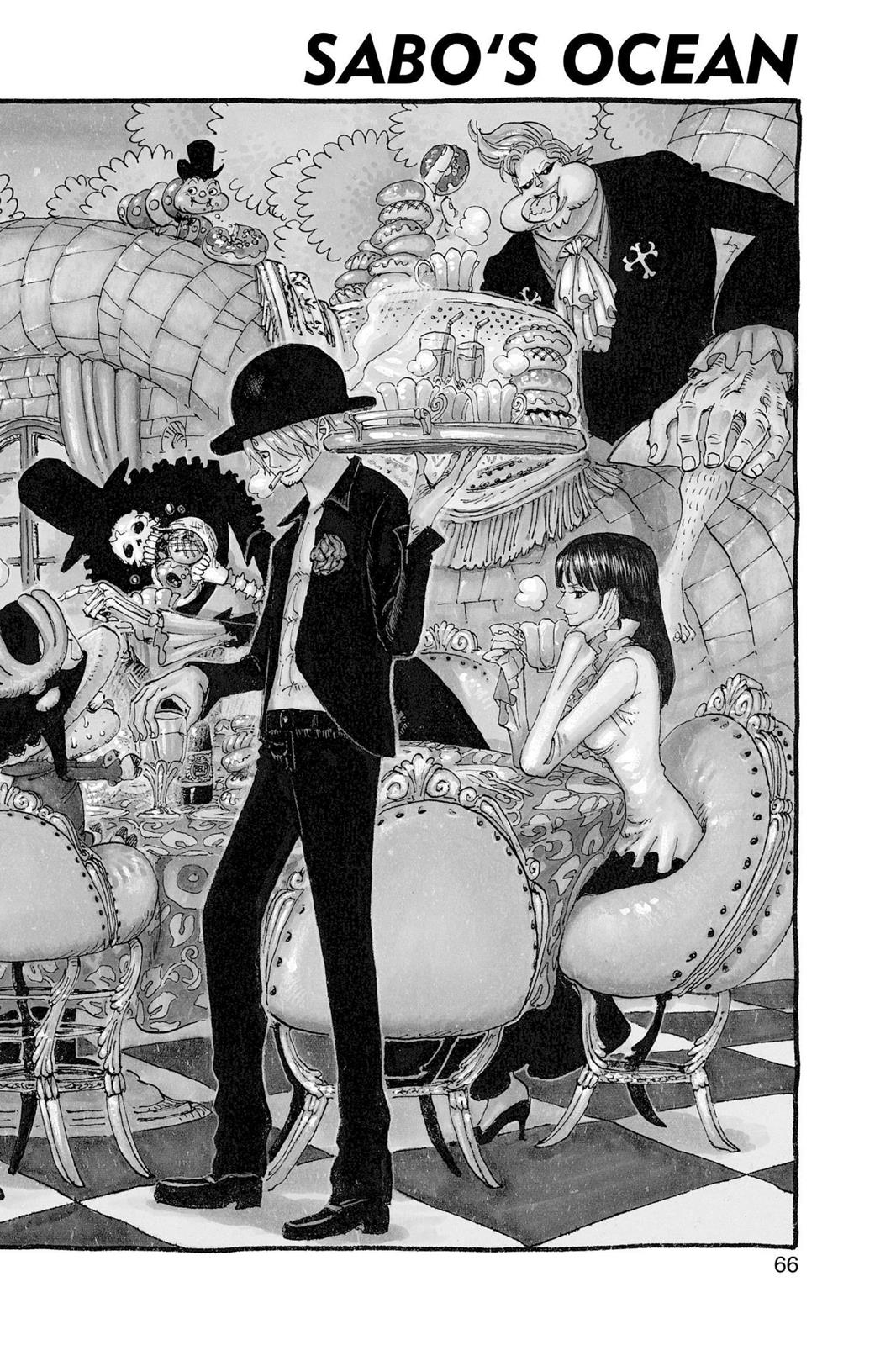One Piece, Chapter 588 image 001