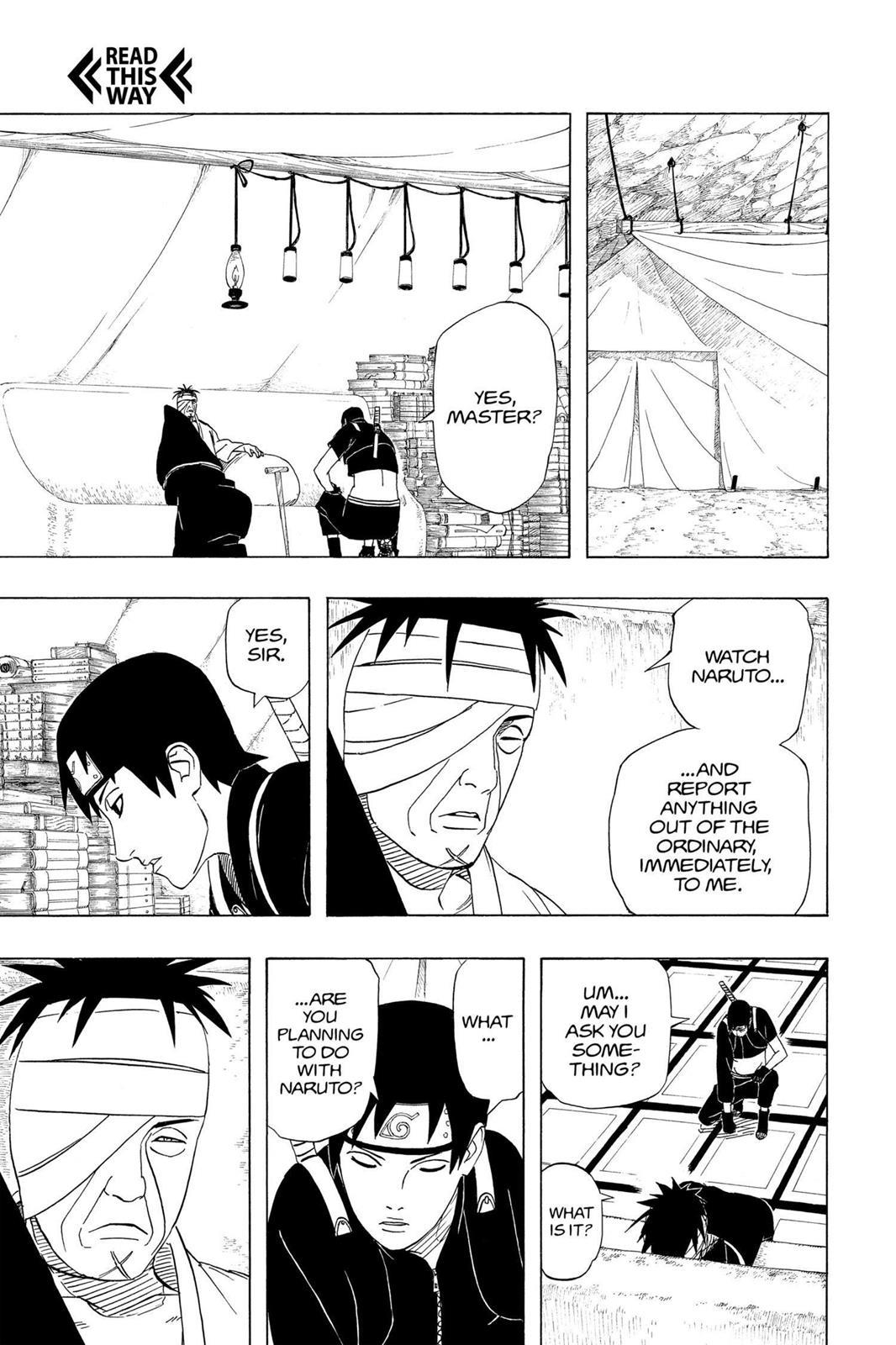 Naruto, Chapter 452 image 004