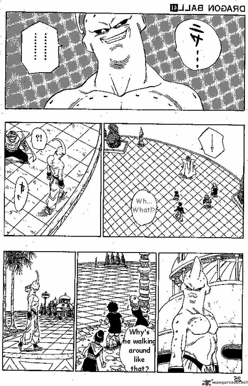 Dragon Ball, Chapter 488 image 005