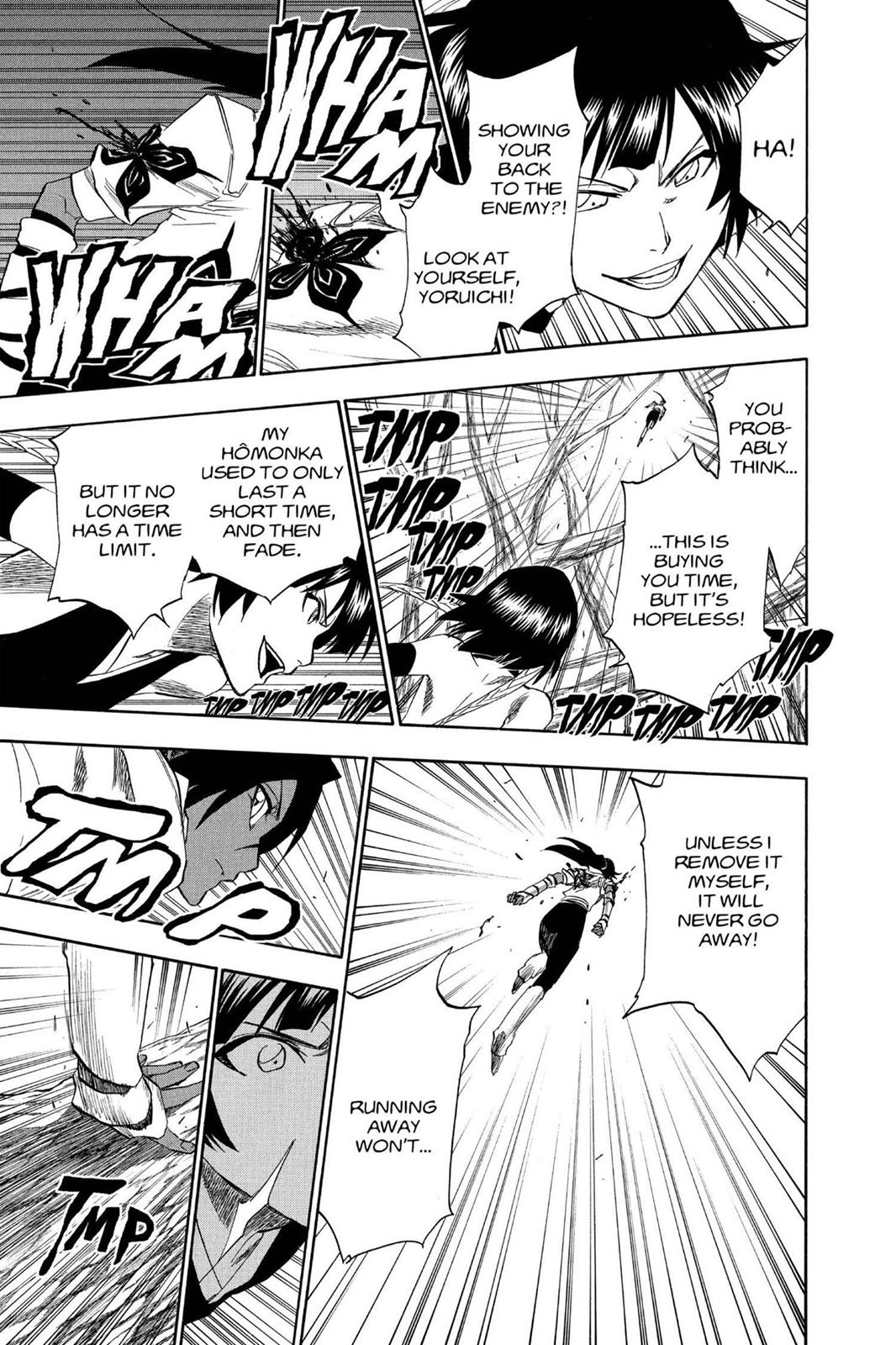 Bleach, Chapter 158 image 007