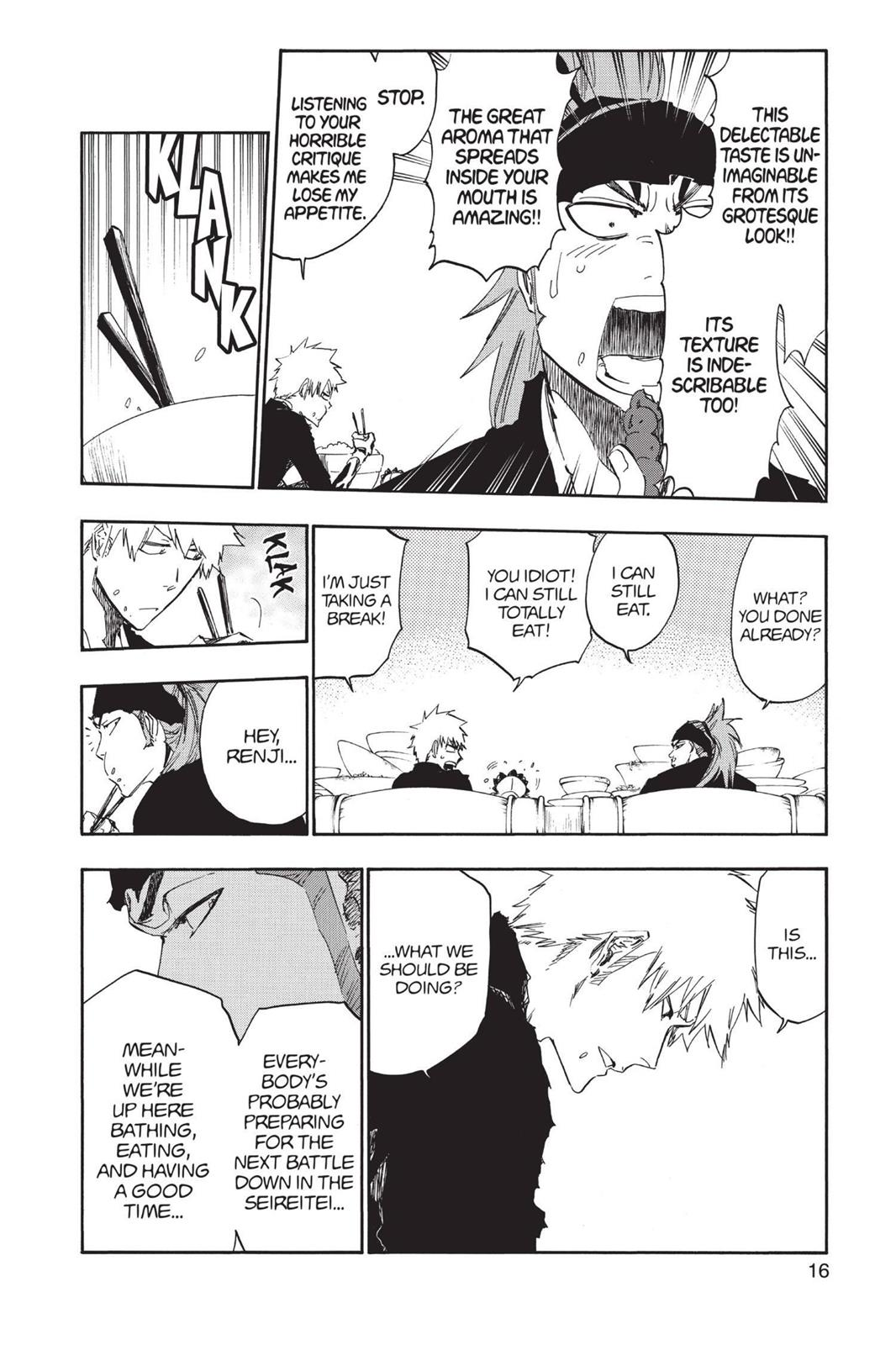 Bleach, Chapter 521 image 016