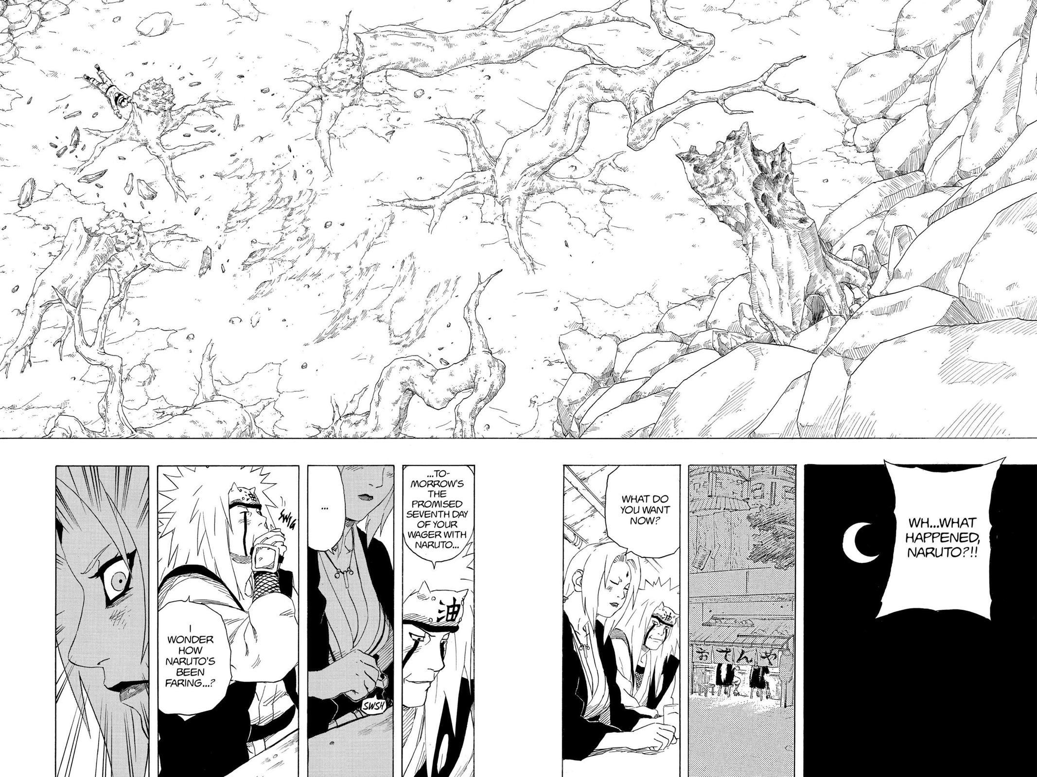 Naruto, Chapter 161 image 016