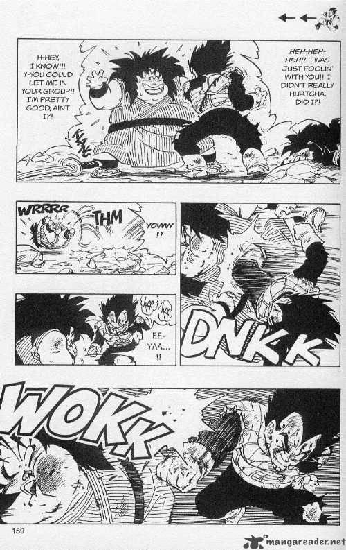 Dragon Ball, Chapter 239 image 004