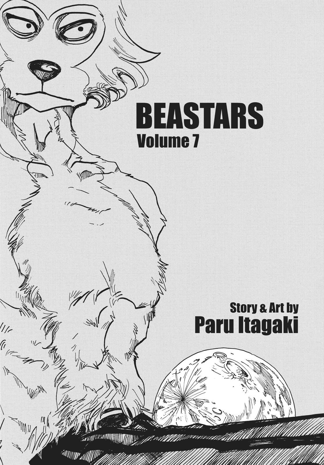 Beastars Manga, Chapter 53 image 002
