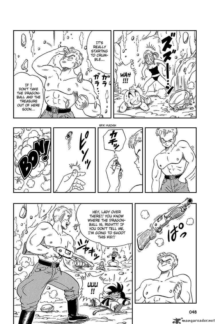 Dragon Ball, Chapter 78 image 003