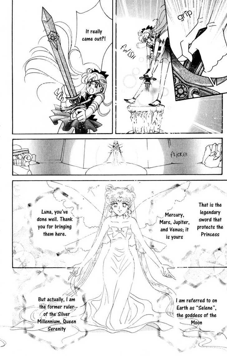 Sailor Moon, Cahpter 10 image 017