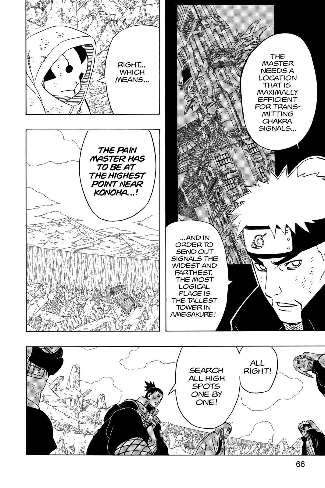 Naruto, Chapter 436 image 004