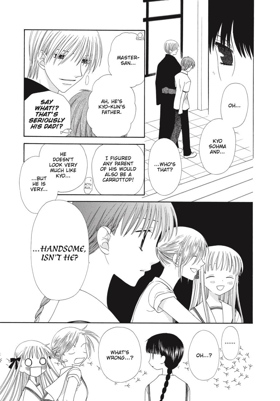 Fruits Basket, Chapter 71 image 027