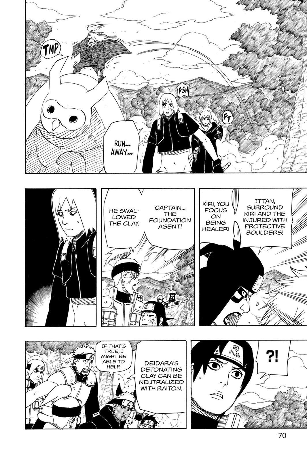 Naruto, Chapter 518 image 006