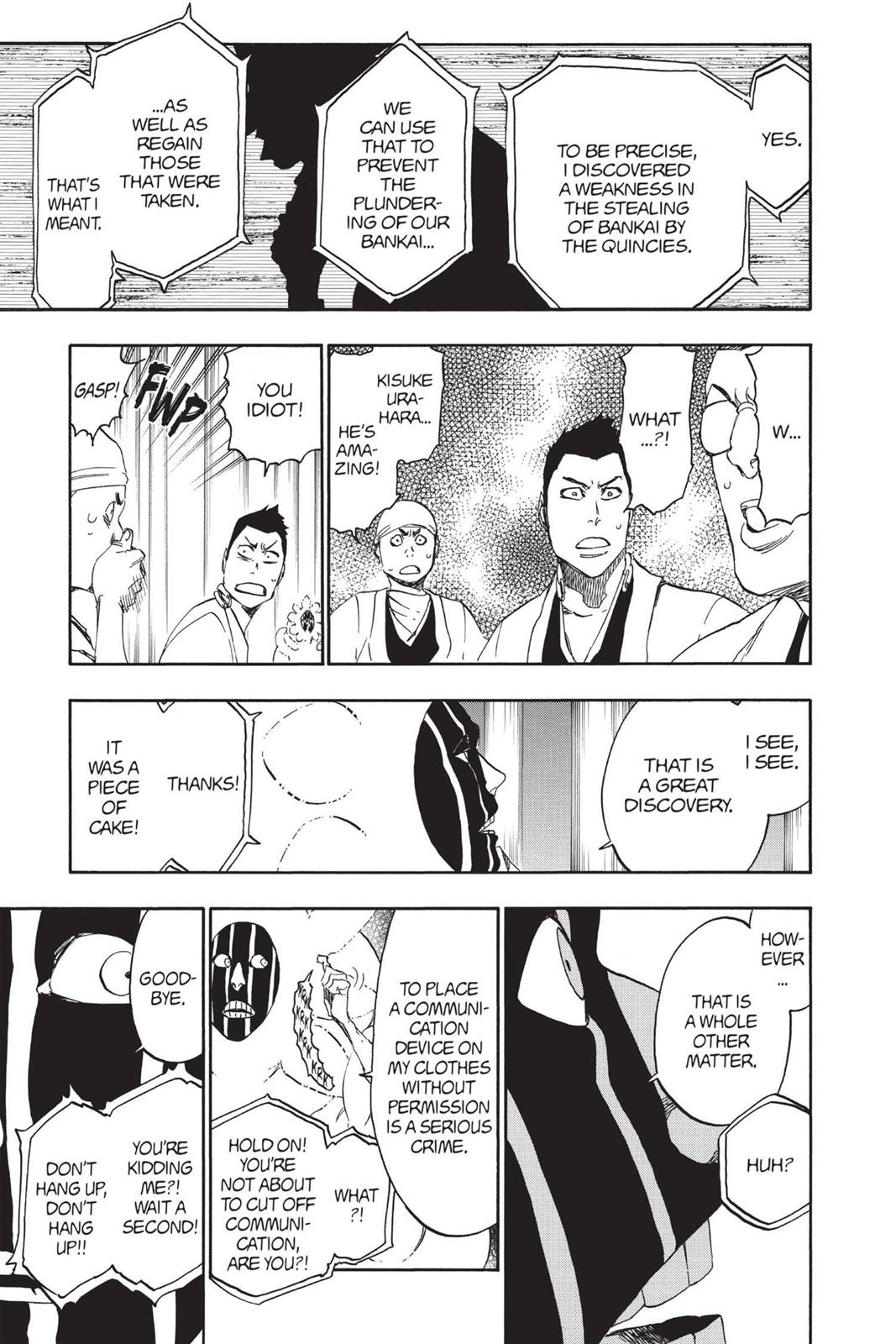 Bleach, Chapter 552 image 007