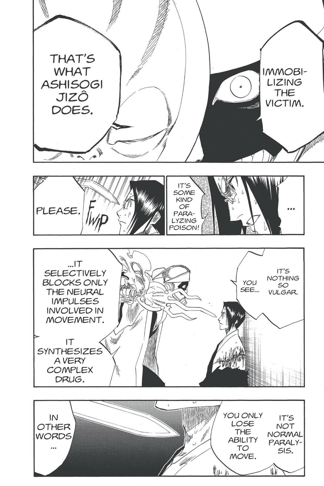 Bleach, Chapter 123 image 010