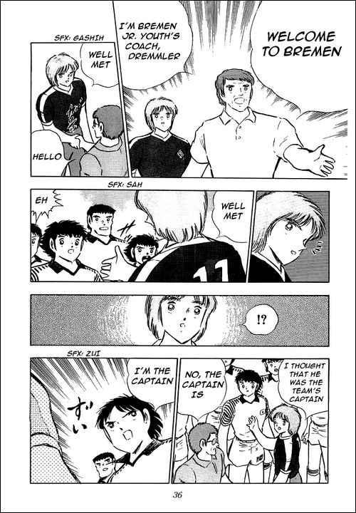 Captain Tsubasa, Chapter 88 image 059