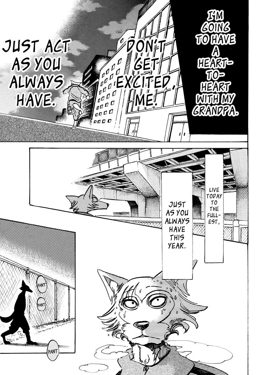 Beastars Manga, Chapter 90 image 011