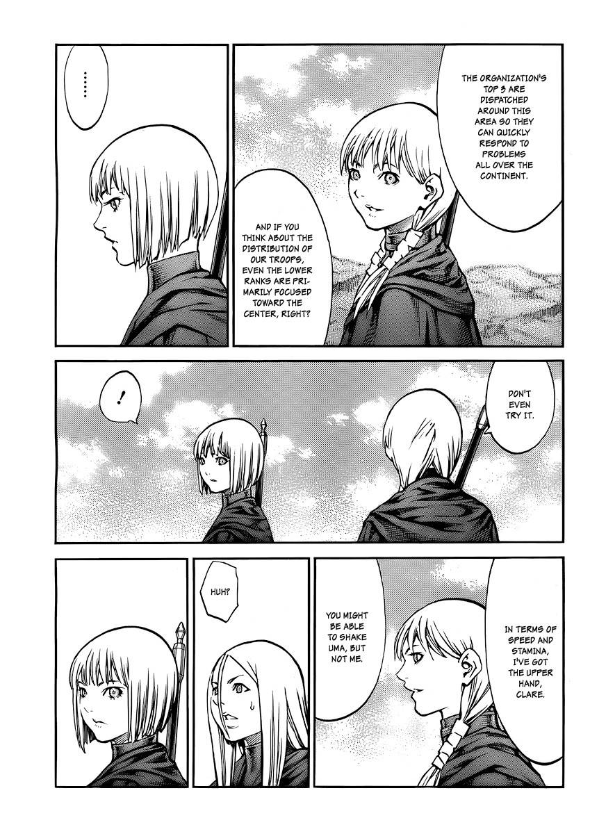 Claymore, Chapter 83 image 004
