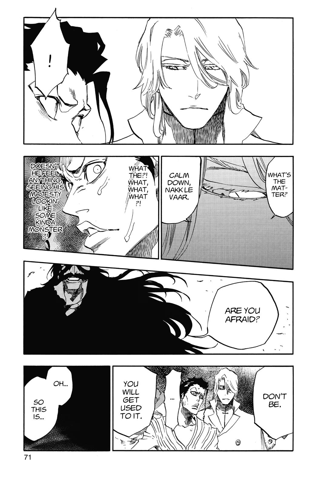 Bleach, Chapter 626 image 011